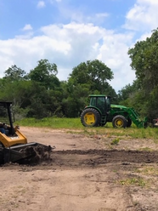land clearing company in cuero tx